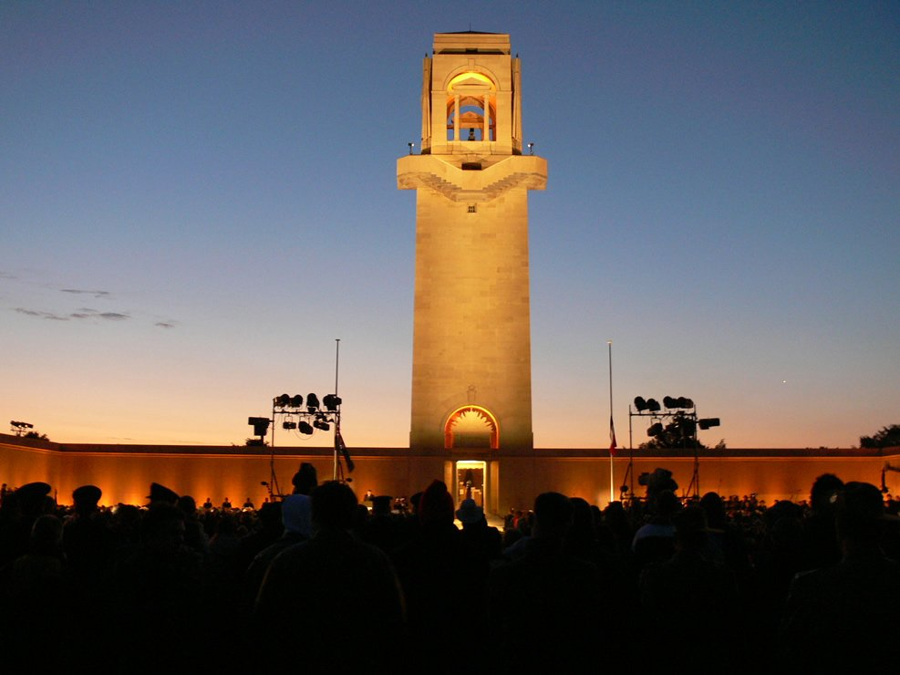 ANZAC Day 2011, 93 Years Since Villers-Bretonneux