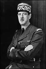 The Liberation of Paris: De Gaulle's speech