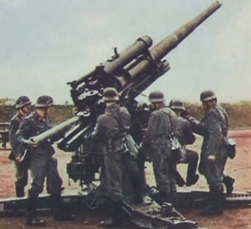88mm Flak: The Dreaded Cannon